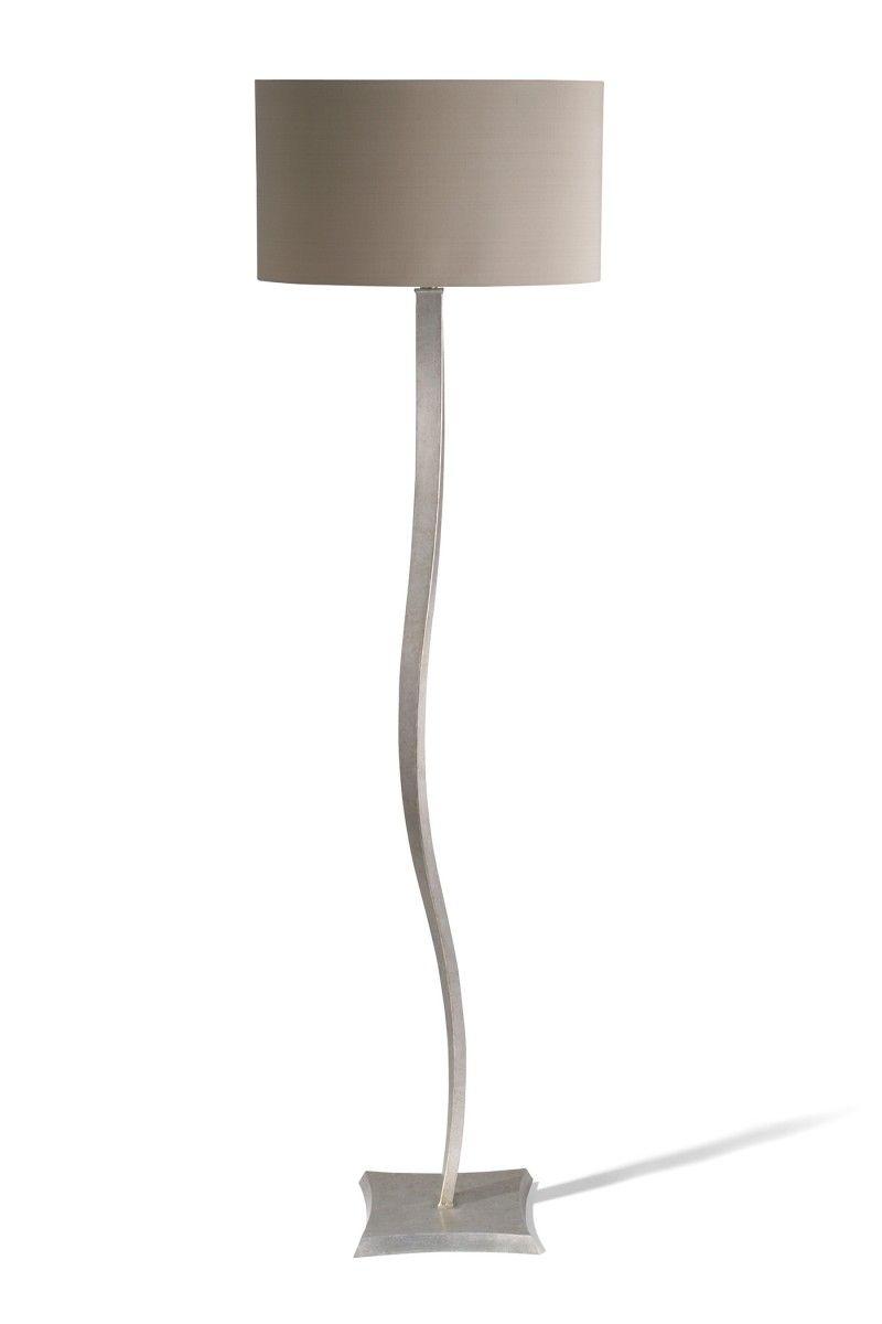 The ribbon floor lamp is an elegant sinuous curve of forged steel the ribbon floor lamp is an elegant sinuous curve of forged steel suitable for aloadofball Choice Image