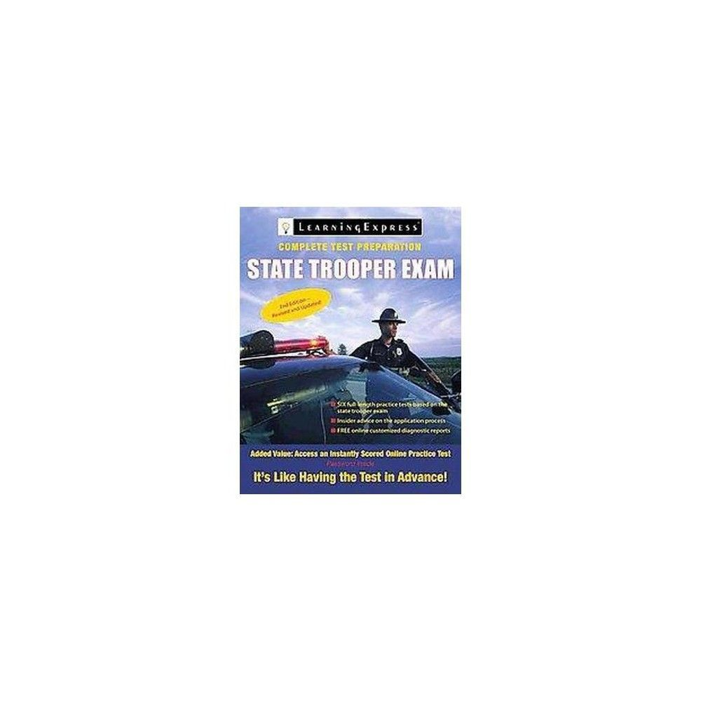 State Trooper Exam (Revised / Updated) (Paperback)