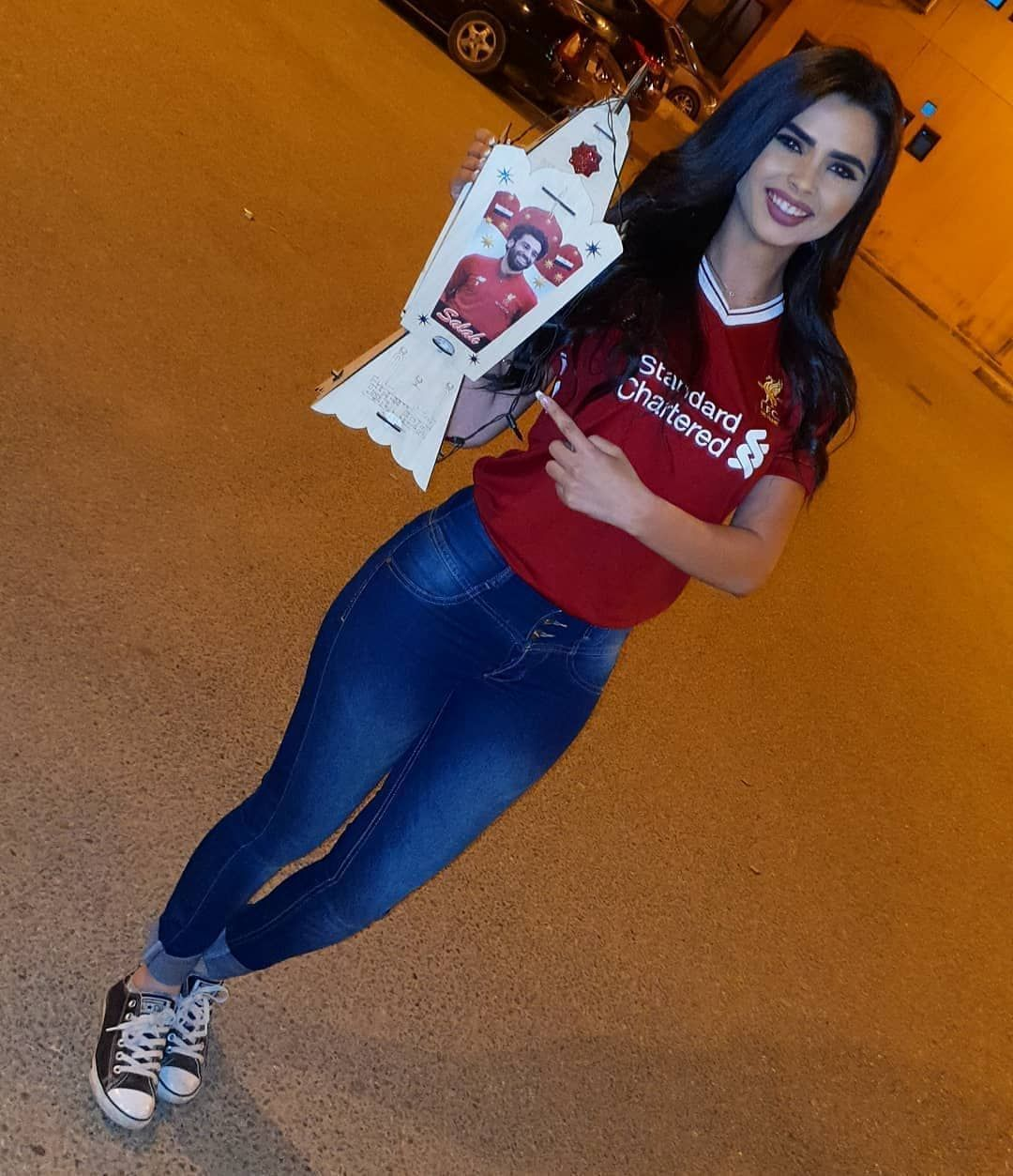 3 253 Likes 20 Comments Anything Liverpool 102k Anythingliverpool On Instagram Egyptian Tv Sports Presenter Sports Presenters Tv Sport Soccer Girl