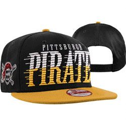 Pittsburgh Pirates Team Color New Era Sail Tip 9Fifty Snapback Adjustable Hat $29.99 http://www.fansedge.com/Pittsburgh-Pirates-Team-Color-New-Era-Sail-Tip-9Fifty-Snapback-Adjustable-Hat-_-623820521_PD.html?azproducts=52-39562=pinterest_pfid52-39562