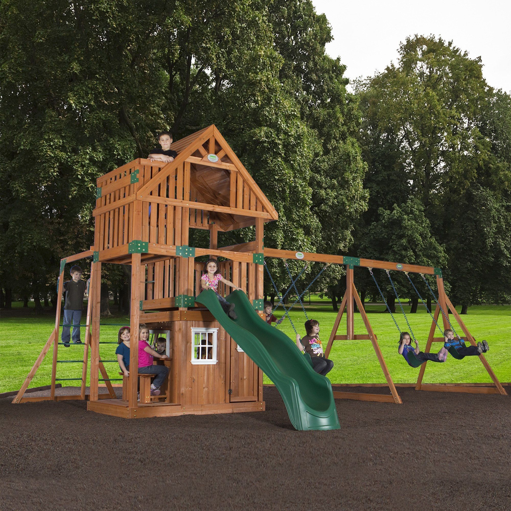 wanderer wooden swing set swings products and wooden swings