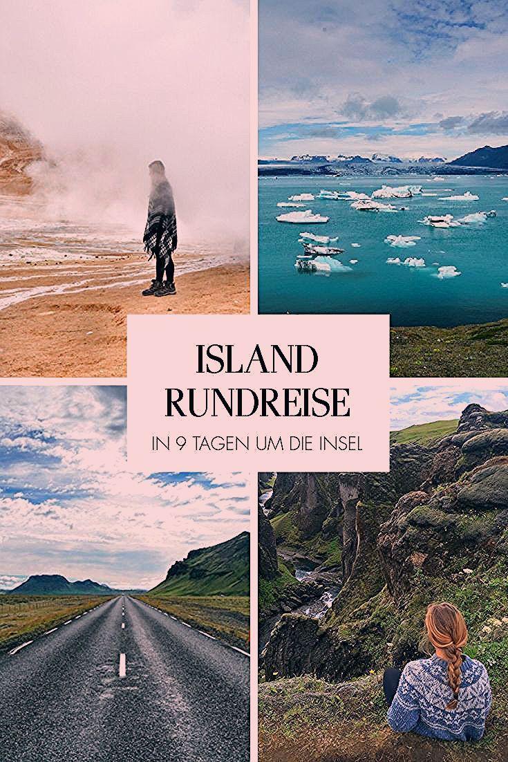 Photo of Island Rundreise – 9 Tagen mit dem Auto um die Insel