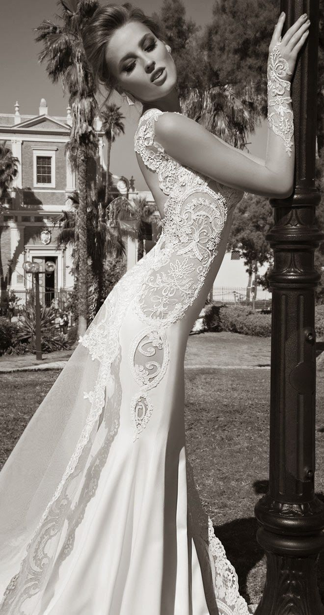 Galia Lahav Spring 2015   La Dolce Vita Bridal Collection - Belle The  Magazine 07eab95d4c1c