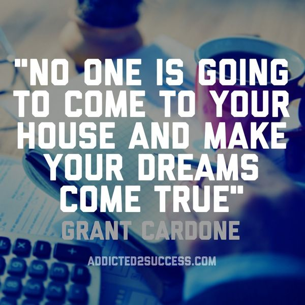 10x Rule Quotes: Grant Cardone Picture Quote