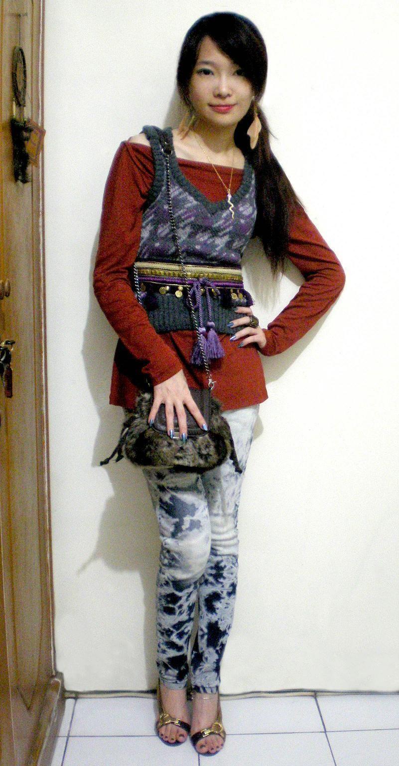 Oriental + Bohemian style