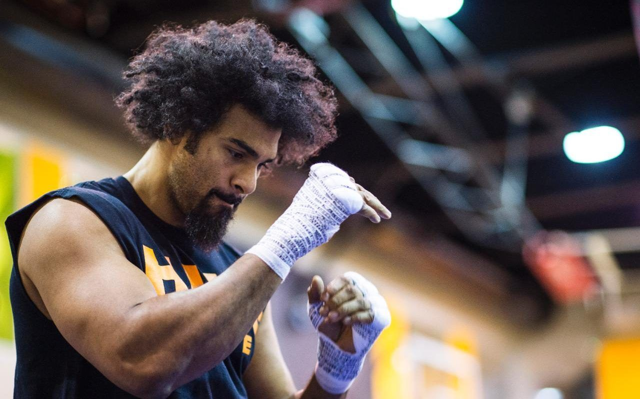 David Haye: Going vegan made me stronger than I've ever been http://ift.tt/1Wct6L8 Love #sport follow #sports on @cutephonecases
