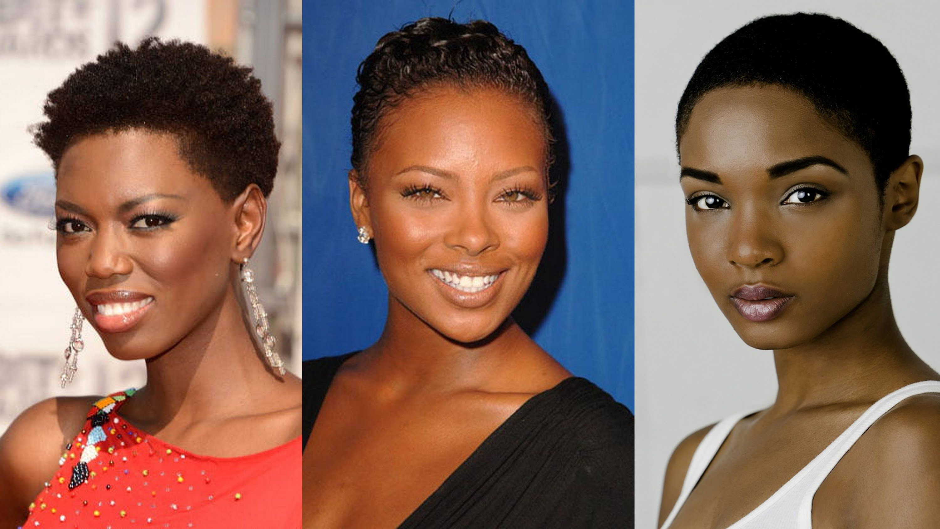 Short Natural Hairstyles For Black Women Glamorous 25 Best Short Natural Hairstyles For Black Women  Natural Hair Care