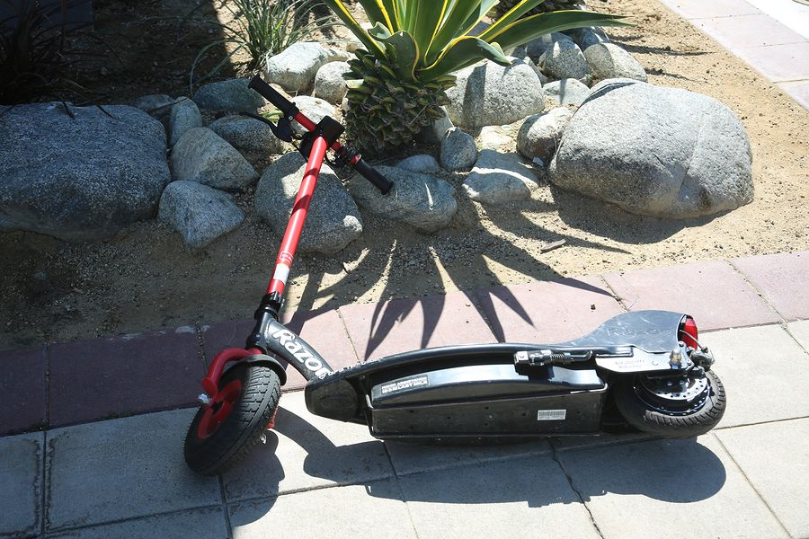 Florida Scooter Accidents Scooter Motorized Skateboard Florida
