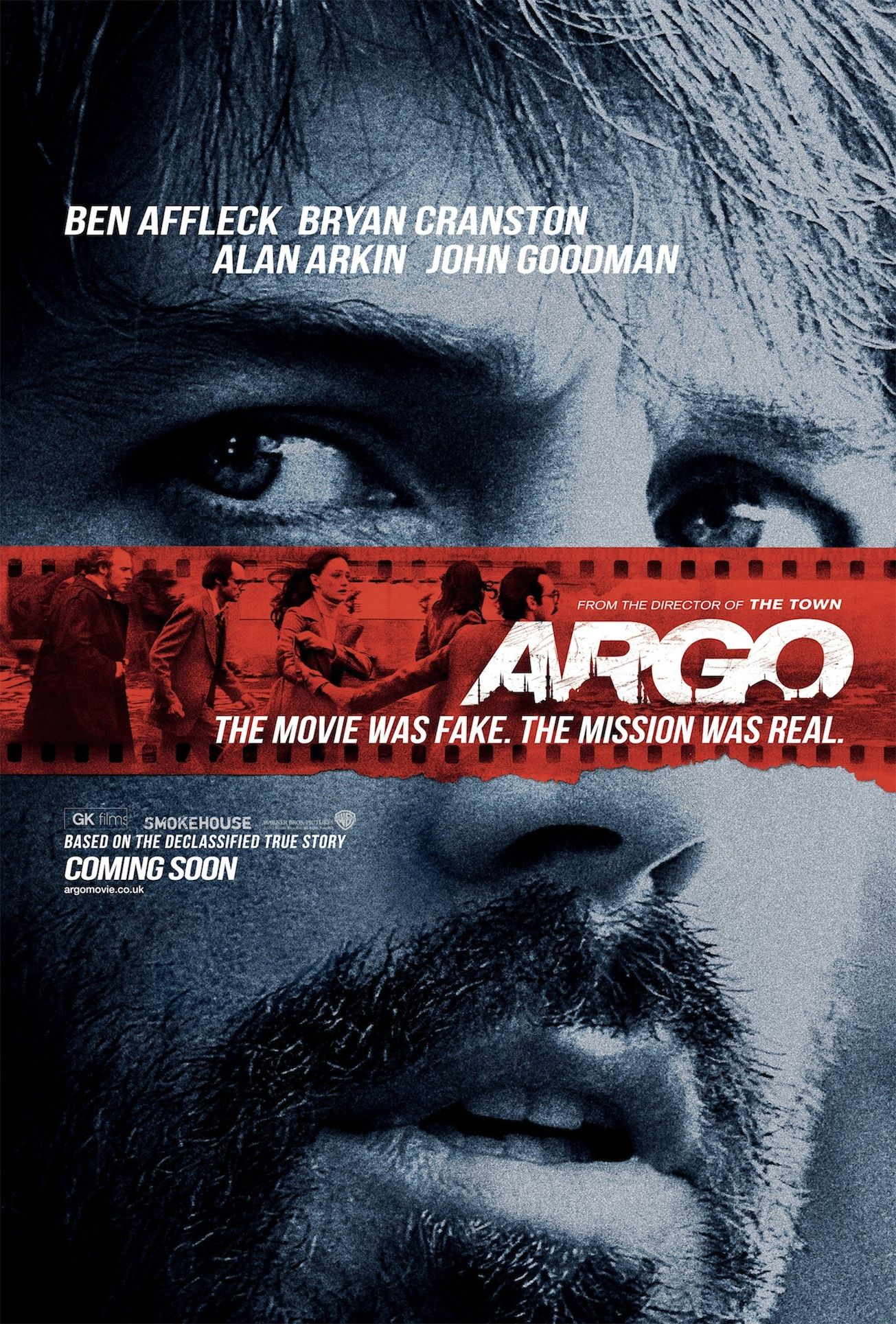 argo this movie was one of the best movies i have ever seen it