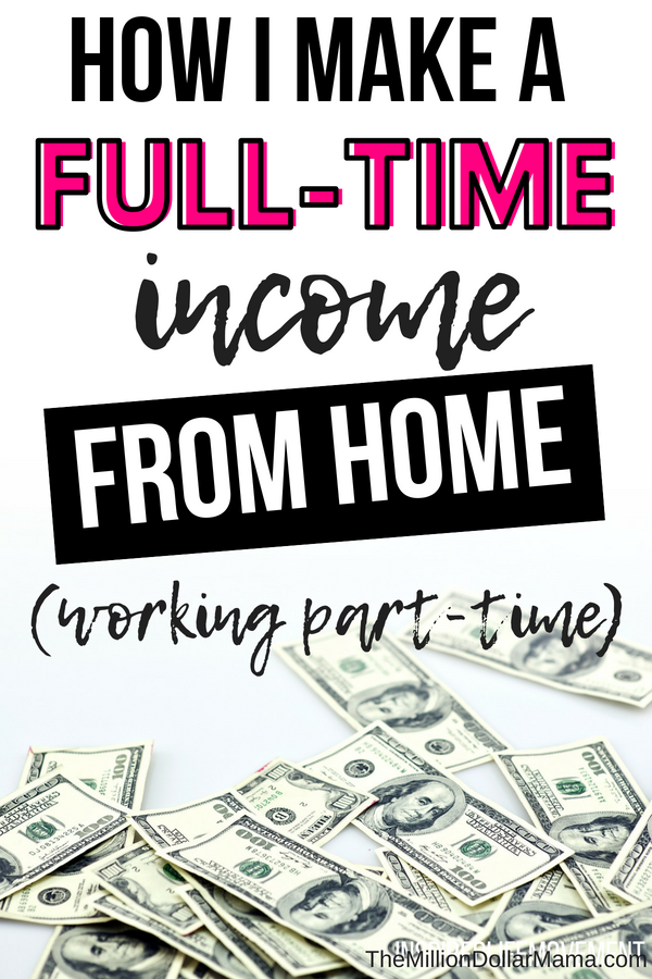 WAYS TO EARN PART TIME INCOME