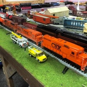 Model Train Photo 1