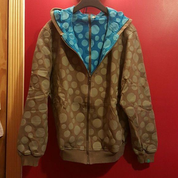 reversible Lemar & Dauley hoodie #2 Cheaper on P or Merc Lemar & Dauley Sweaters