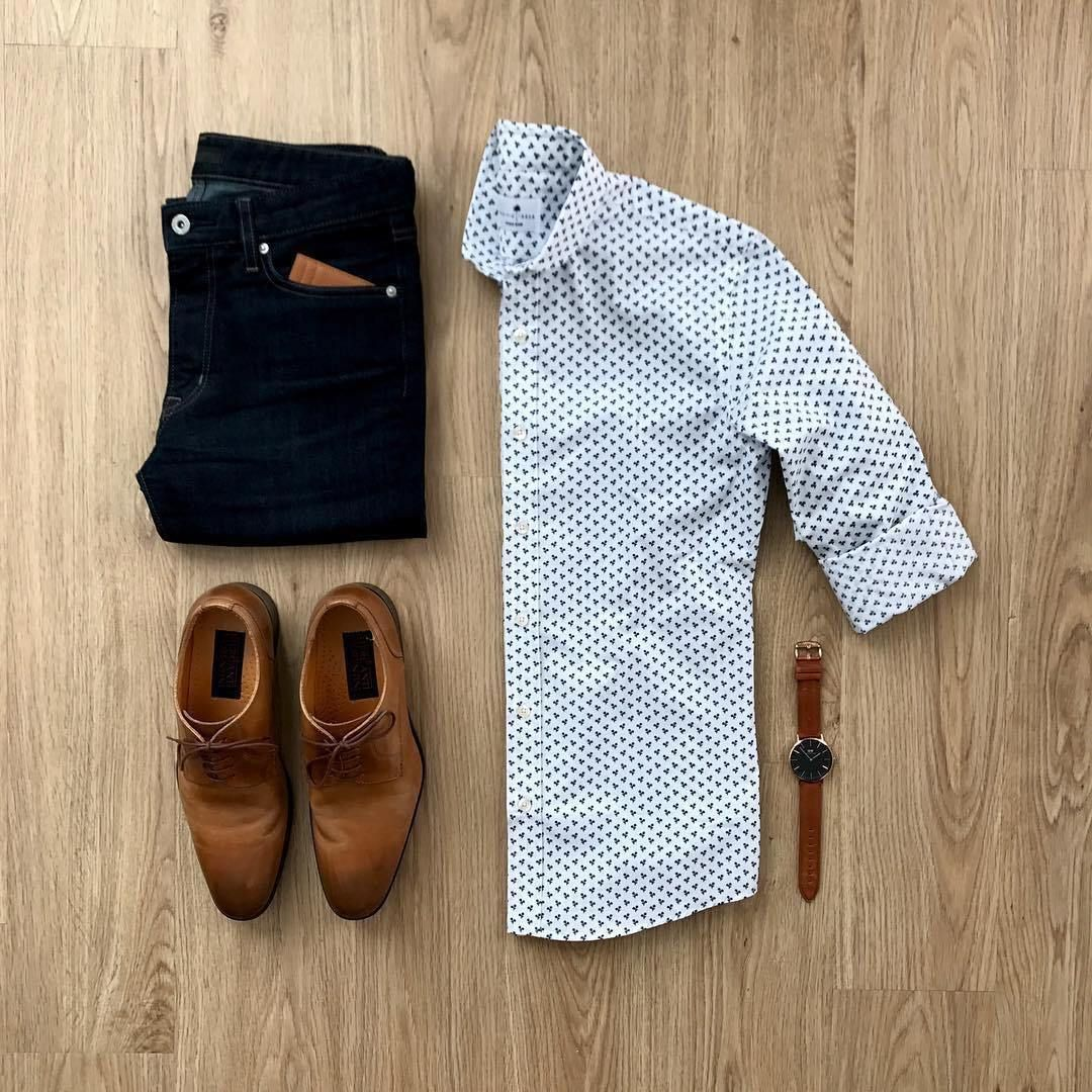 Get The Perfect OOTD Look – men fashion