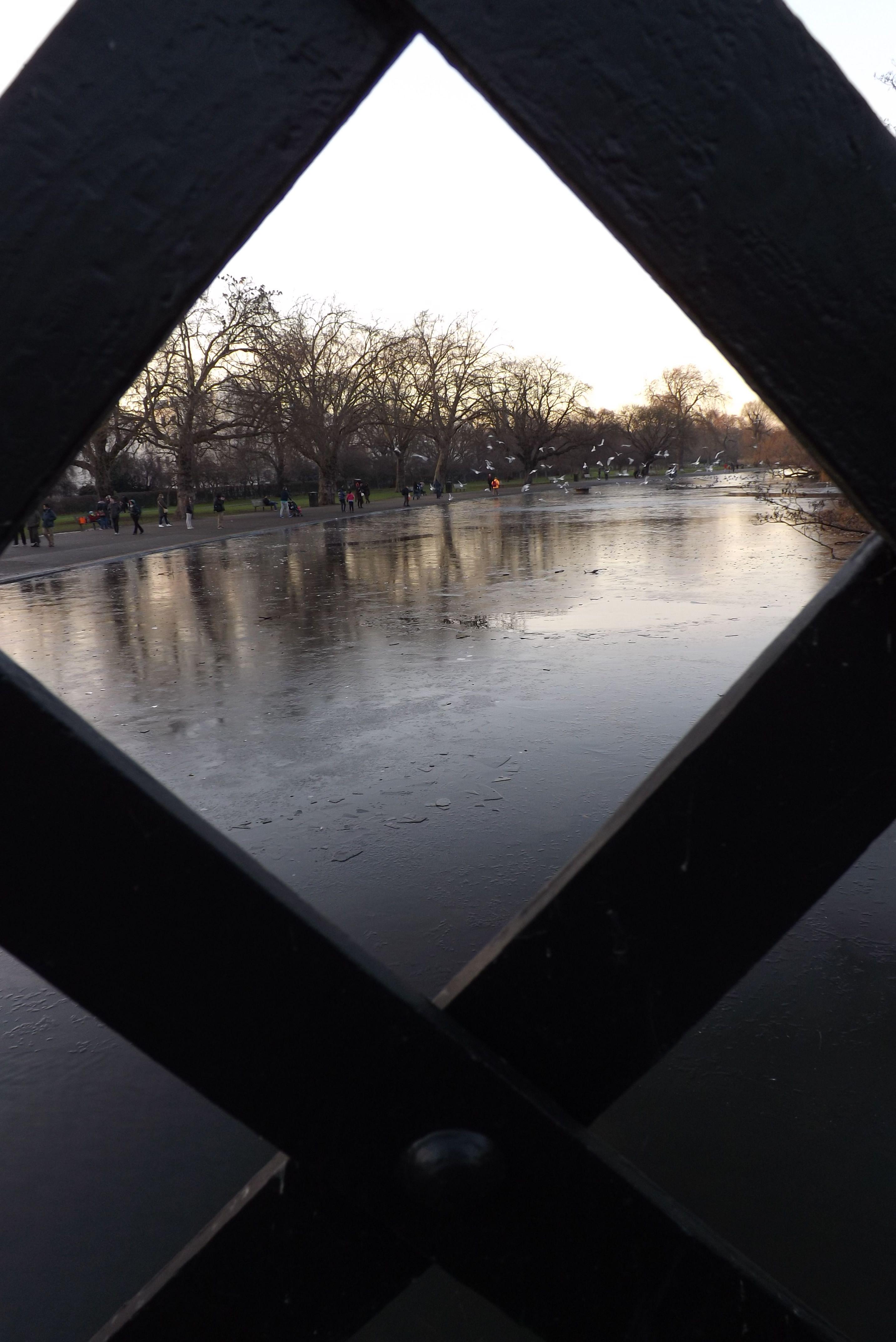 Regents Park Bridge, London