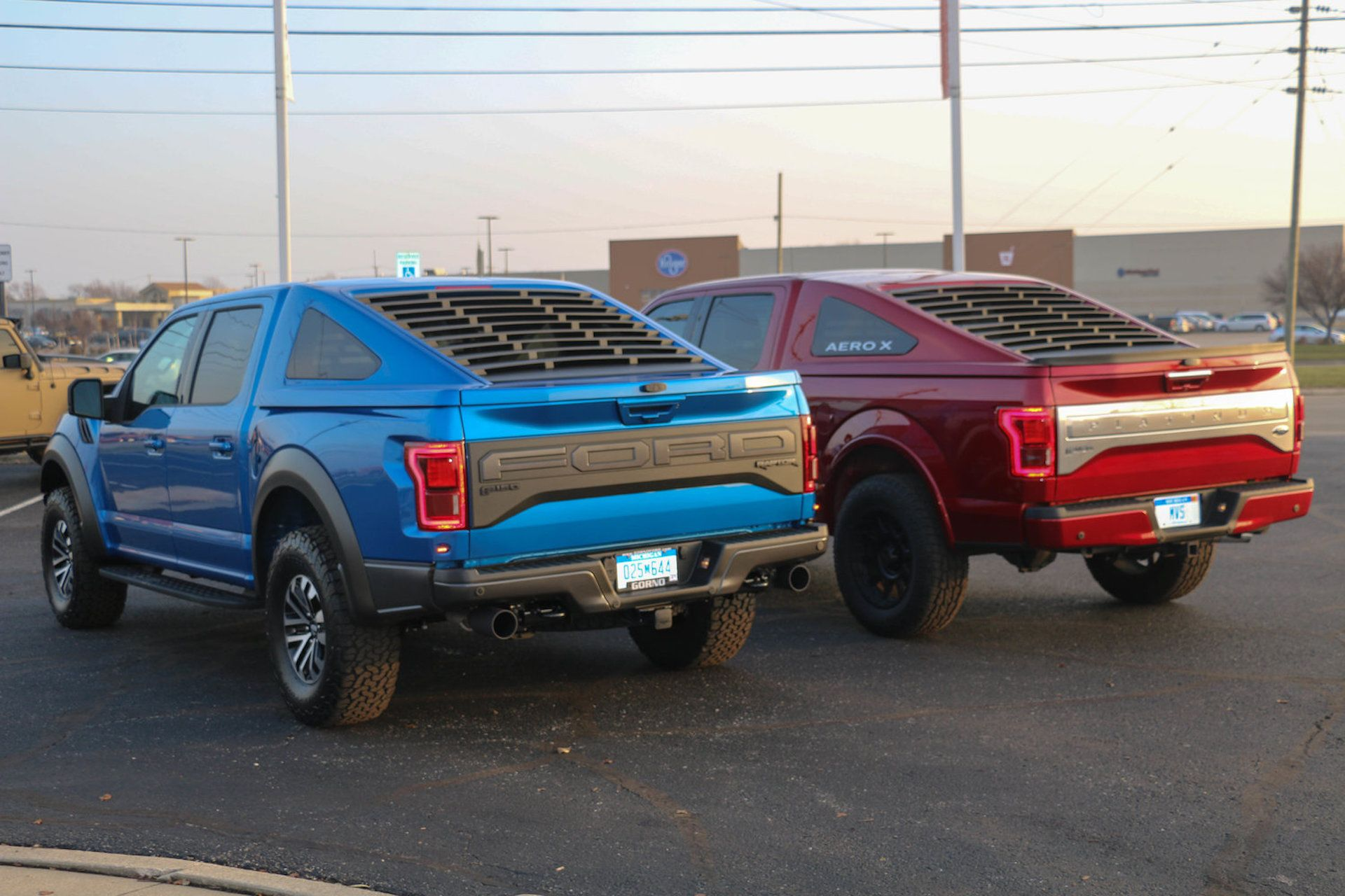 Michigan firm develops Ford F150 bed caps that add a