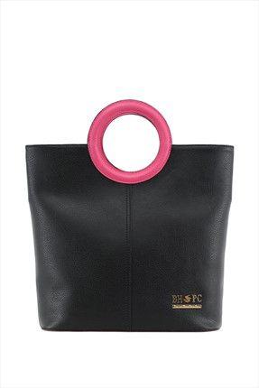 Beverly Hills Polo Club Trendyol Fusya Canta Fuchsia Bag Canta Urunler Siyah