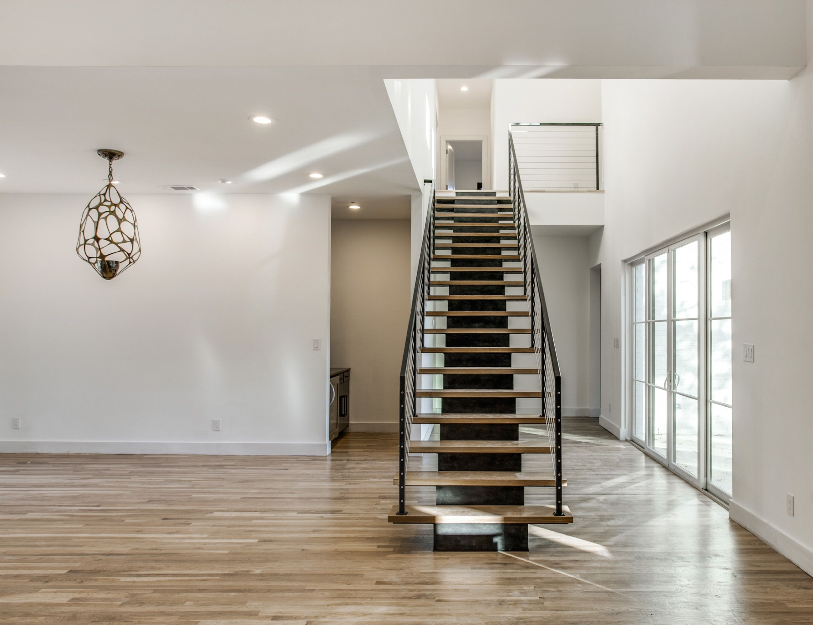 Staircases In Homes Floating Stairs Modern Home Bannister Custom Homes Bannister