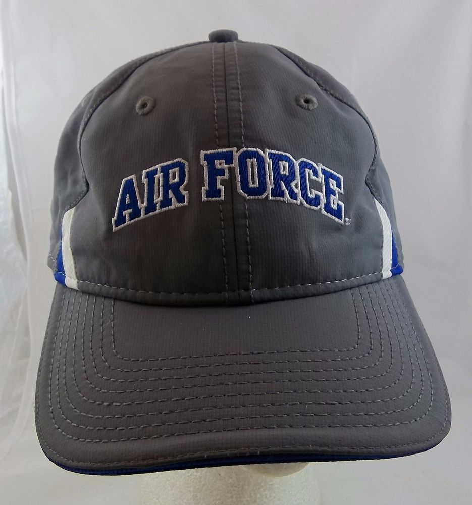 Air Force Academy Hat Adjustable Strap Cap The Game Brand Usaf Air Force Air Force Academy Usaf