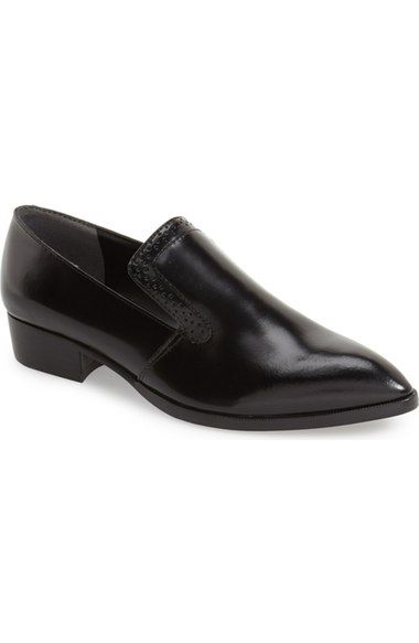 Free shipping and returns on Marc Fisher LTD 'Kassie' Pointy Toe Loafer ( Women