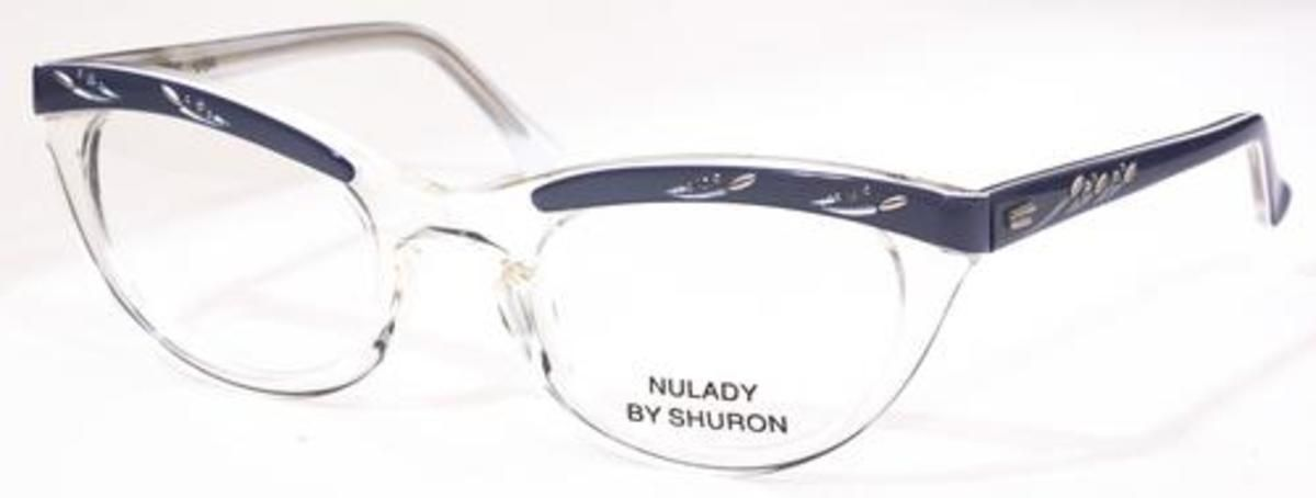 Shuron Nulady Deluxe Eyeglasses Frames – 35% off Authentic Shuron ...