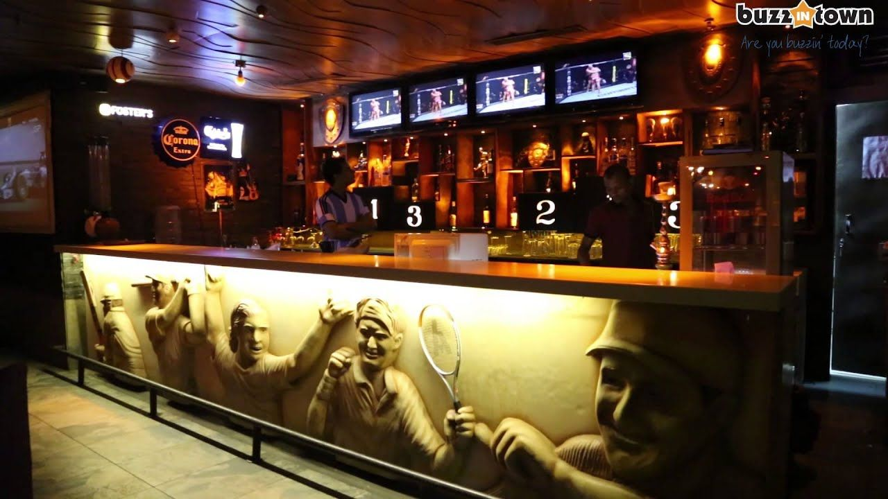 Restaurant Video Review Game of Legends Sports Bar