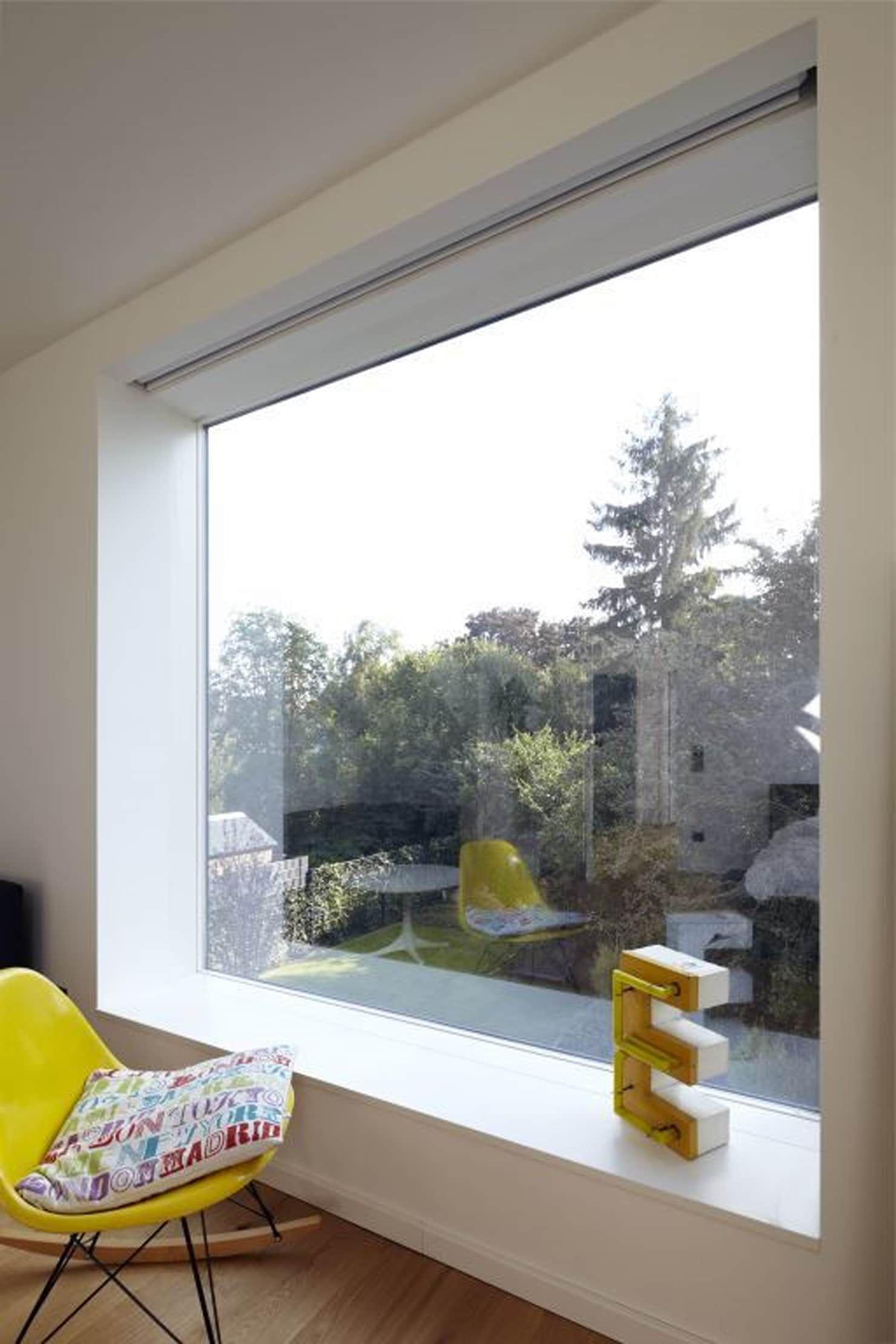 Panoramafenster moderne fenster & türen von falke architekten modern   Moderne fenster