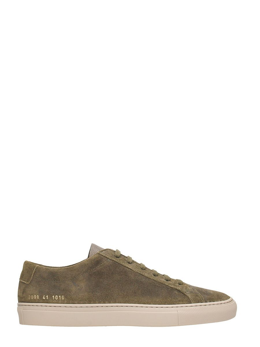 COMMON PROJECTS. Common Projects MenAchillesSuede SneakersGreen. COMMON  PROJECTS ORIGINAL ACHILLES LOW ...