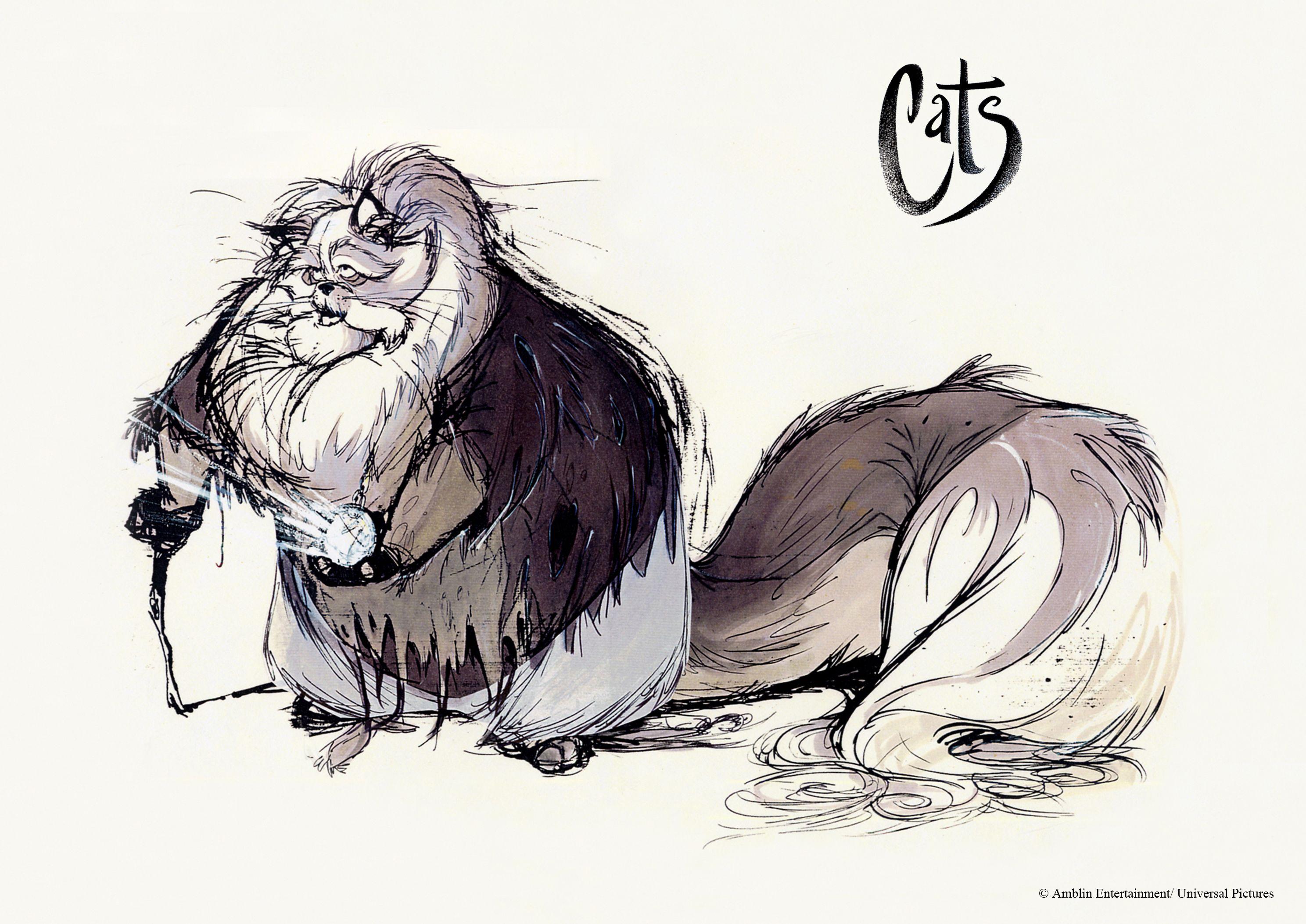 """Cats"" by Carlos Grangel* • Character Design © Grangel"