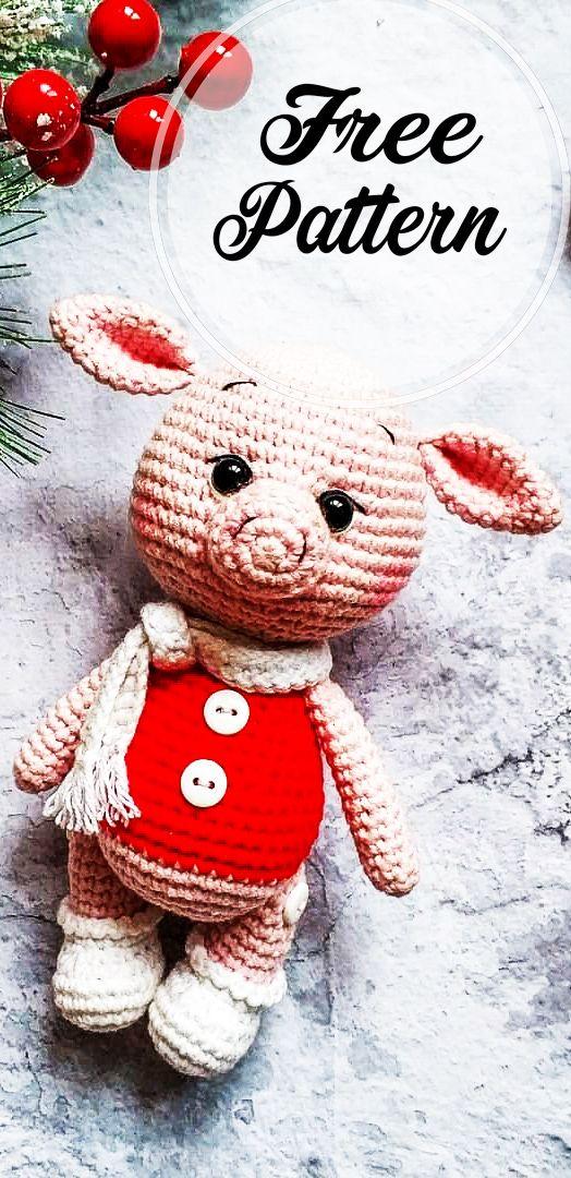 35 decorazioni natalizie all'uncinetto e Amigurumi - Ispirando | 1080x524