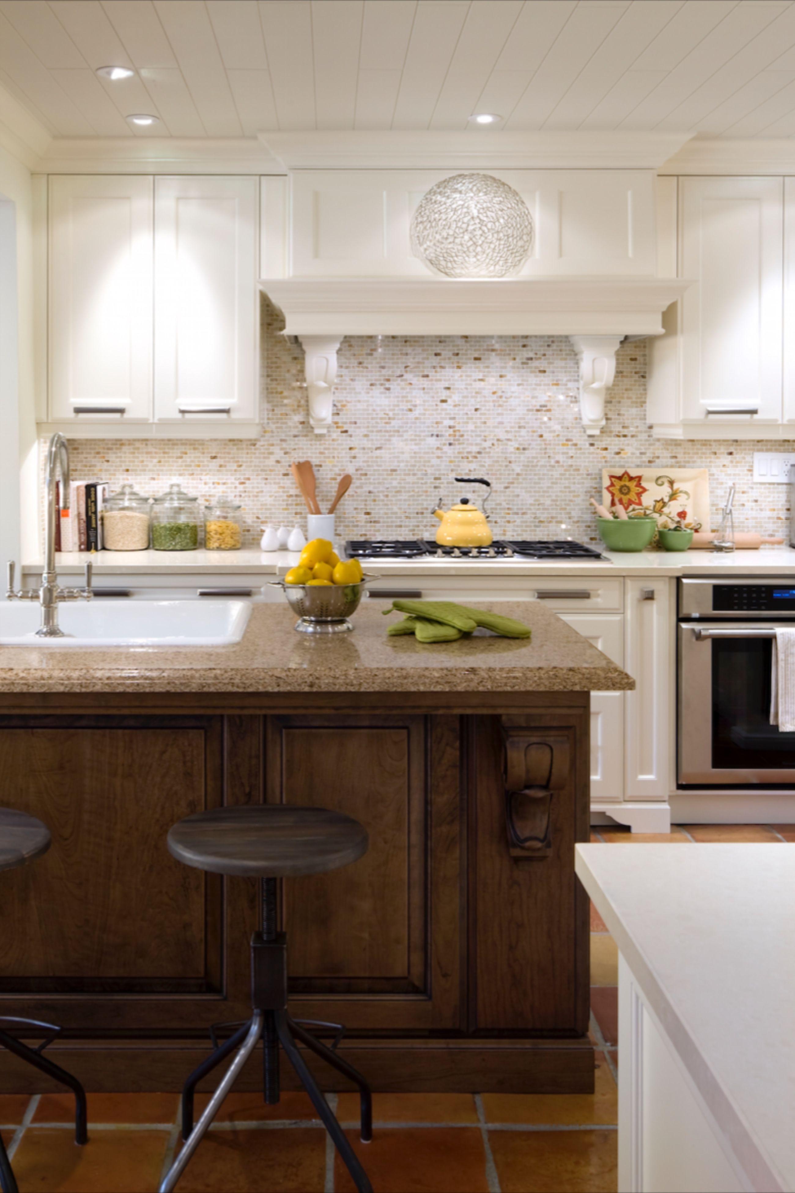 The Kitchen Backsplash Is Like Jewelry