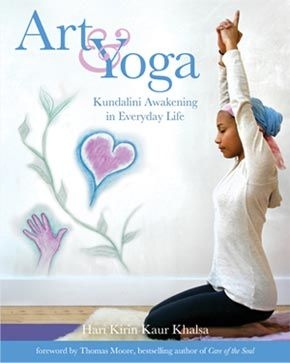 art  yoga a beautiful clear and useful book it presents