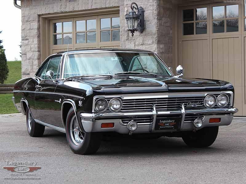 1966 Chevrolet Impala Satilik Collectioncar Com Dan Klasik Araba