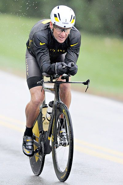How Lance Armstrong Affected Tennis Track Cycling Bicycle