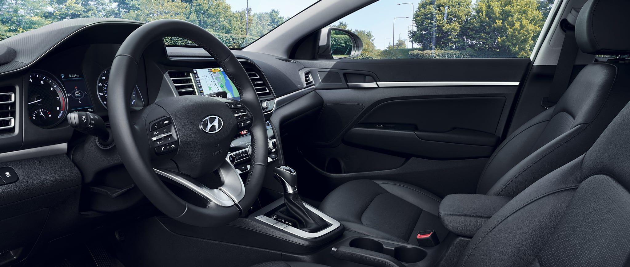 2019 Hyundai Elantra Interior View Elantra Hyundai Elantra Hyundai
