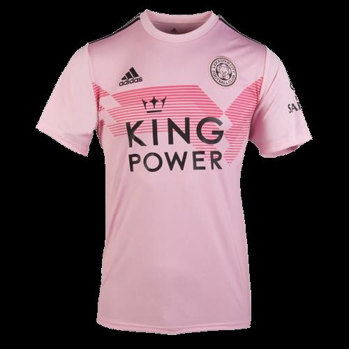 19 20 Leicester City Away Pink Soccer Jerseys Shirt Cheap Soccer Jerseys Shop Classic Football Shirts Soccer Jersey Jersey Shirt