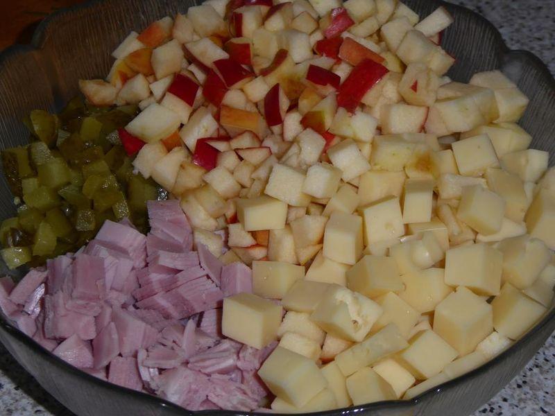Käsesalat - einfach & lecker von Supertina | Chefkoch