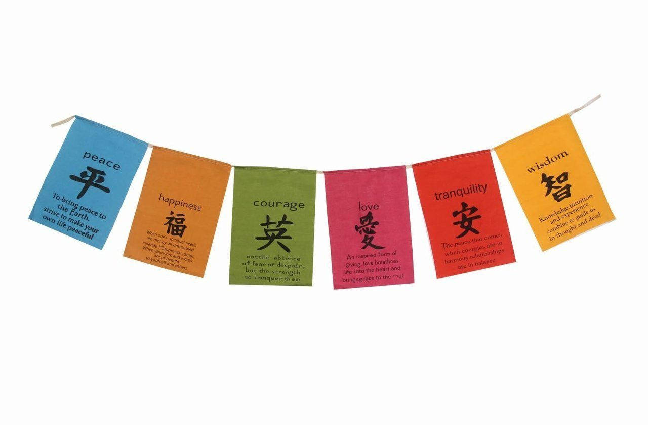 Tibetan Prayer Flag Symbols Google Search Mt Everest Vbs 2015