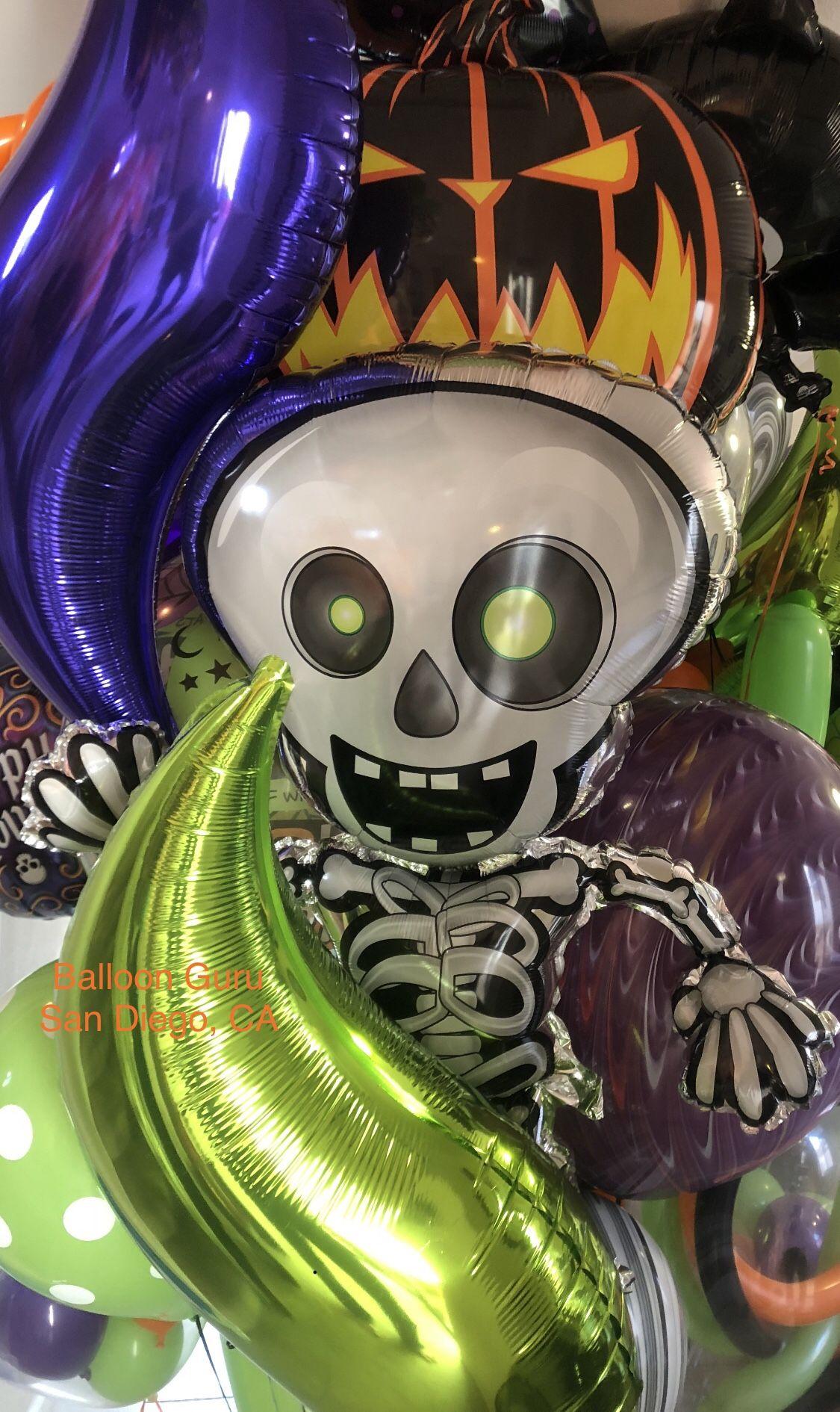 Balloons image by Frankaggot in 2020 Days till halloween