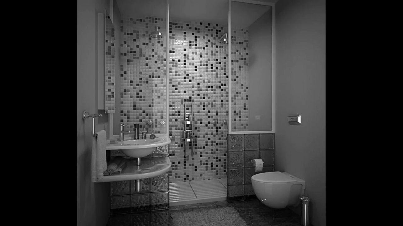 اجمل افكار للحمامات الضيقه ديكورات حمامات صغيرة تصاميم حمامات صغيره 2018 Modern Bathroom Tile Shower Backsplash Modern Bathroom