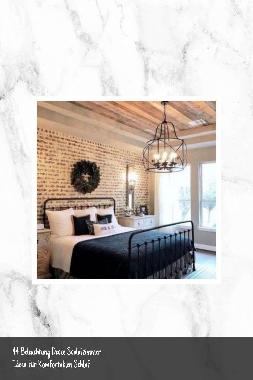 44 Beleuchtung Decke Schlafzimmer Ideen Fur Komfortablen Schlaf Home Decor Decor Home