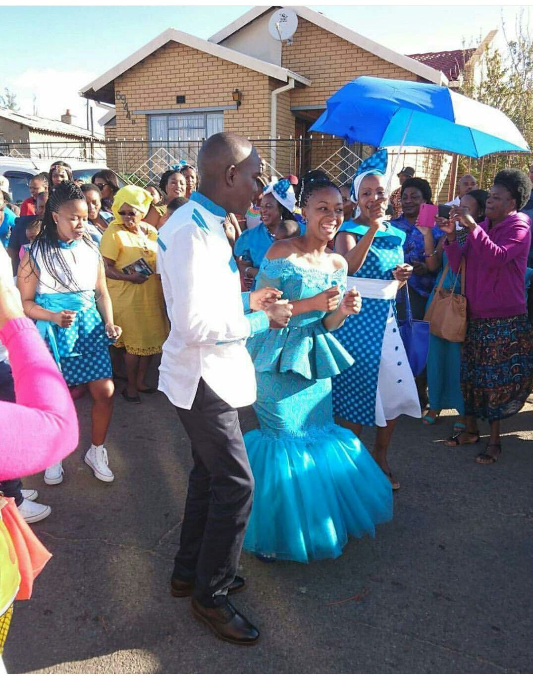 Pin by Regopotswe Modiselle on traditional wedding | Pinterest ...