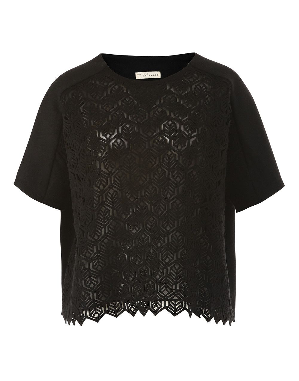 The Laser Cut Top