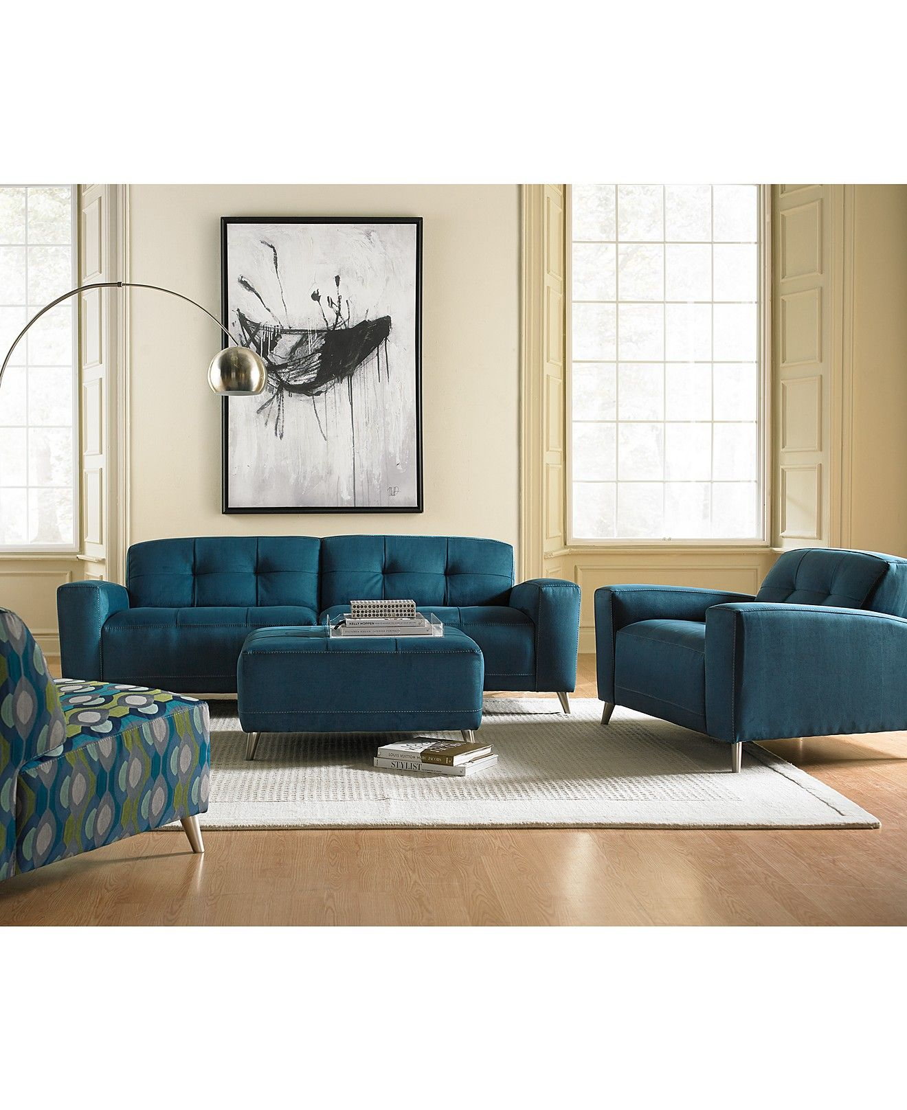 Raniel Fabric Collection Furniture Macy's Furniture