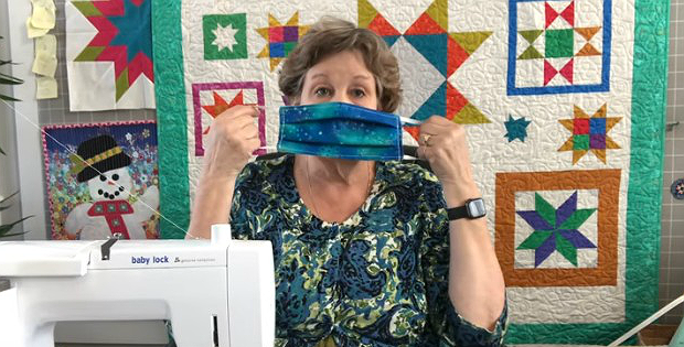 Make A Protective Face Mask From Scraps Quilts Missouri Star