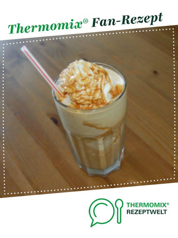 Eiskaffee Cafe Frappe - Frappuccino Art von FreakAtRezeptwelt. Ein Thermomix ® Rezept aus der Kategorie Getränke auf www.rezeptwelt.de, der Thermomix ® Community. #colddrinks
