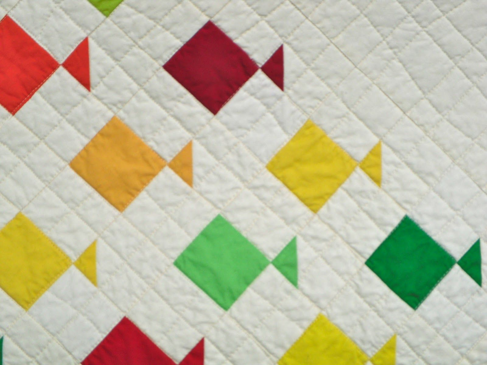 Rainbow Hare Quilts: The Power of Crowds