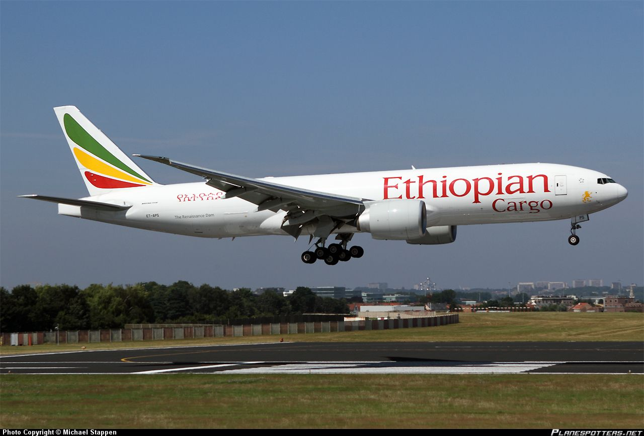 Third B777F for Ethiopian Airlines Boeing 777, Boeing