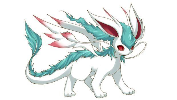 eeveelutions dragon