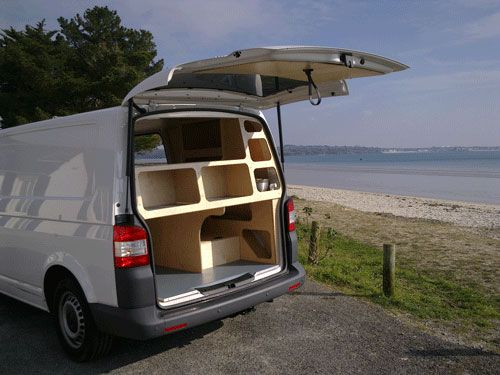 vw t5 georges sup ld camp amenagement van pinterest fourgon amenagement fourgon et. Black Bedroom Furniture Sets. Home Design Ideas