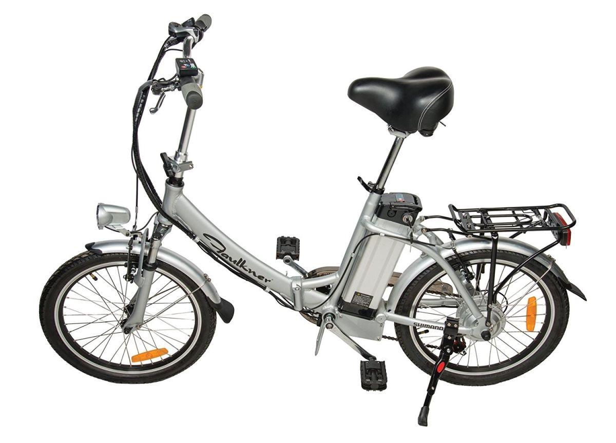 Faulkner Flk 20 In Speed Folding Electric Bike